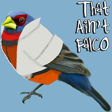 That Ain't Falco by Ravioko