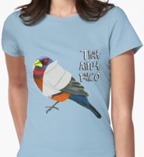 That Ain't Falco Women's Fitted T-Shirt