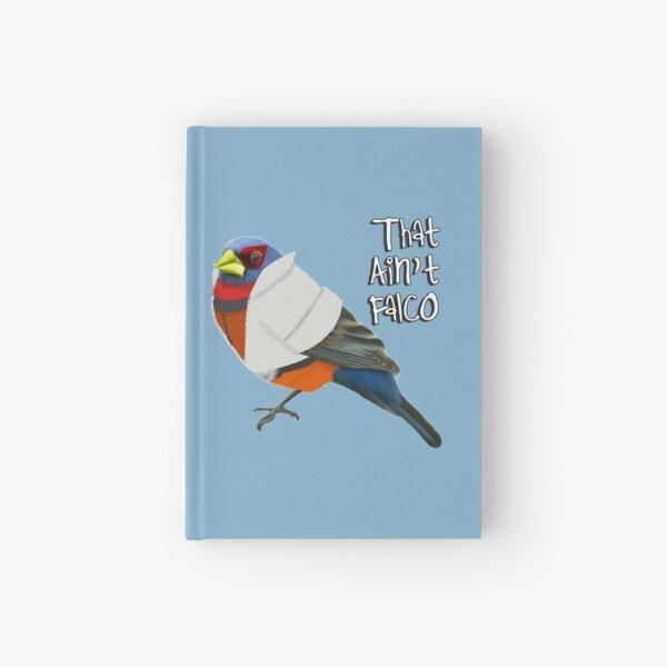 Ce n'est pas Falco Carnet cartonné