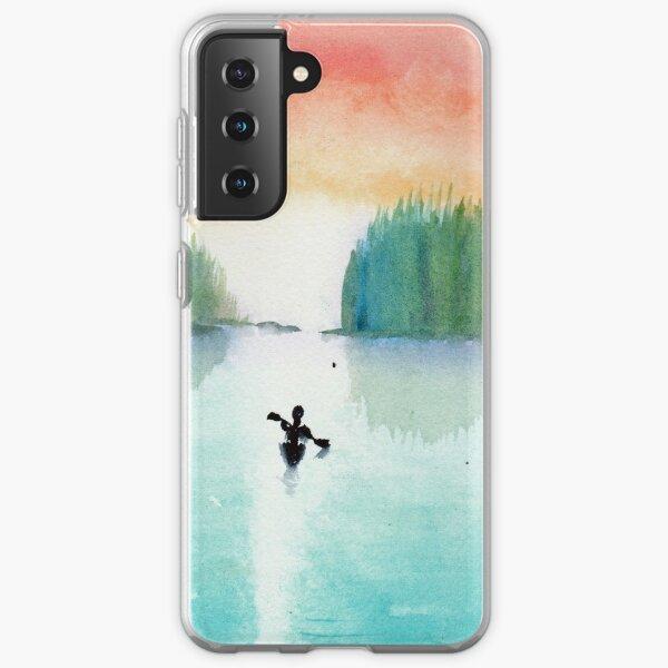 Kayaker Samsung Galaxy Soft Case