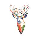 Chase Me Stag by John Perlock