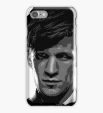 Matt Smith: The 11th Doctor iPhone Case/Skin