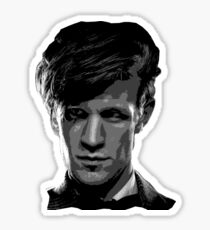 Matt Smith: The 11th Doctor Sticker