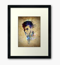 David Tennant - Doctor Who #10 Framed Print