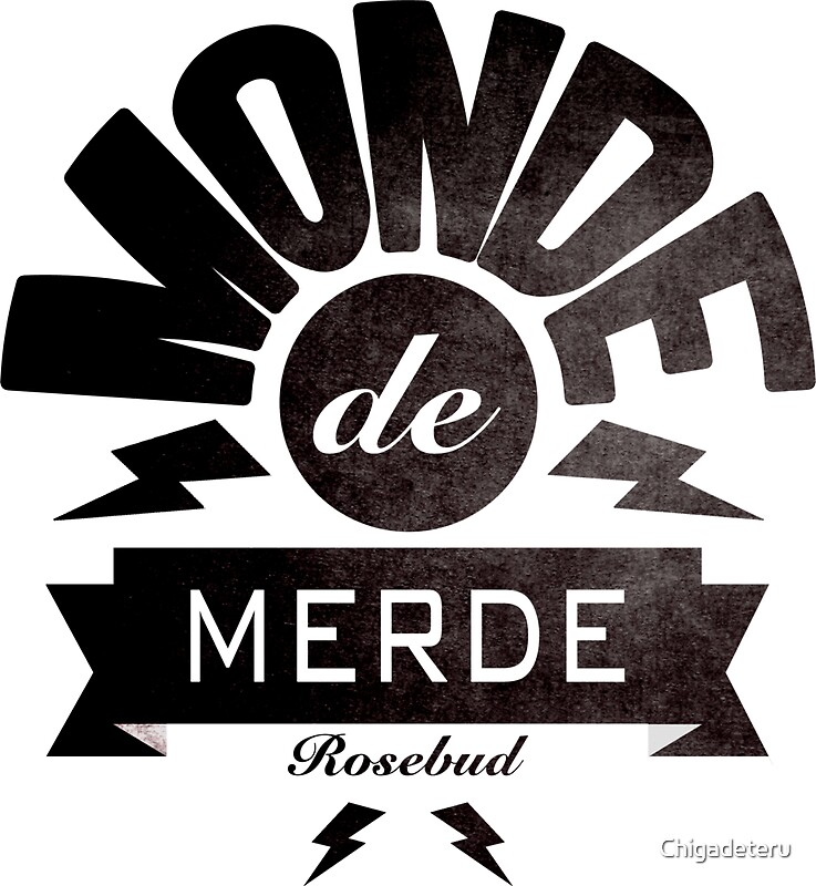 Image result for monde de merde