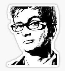 David Tennant: 10th Doctor Sticker