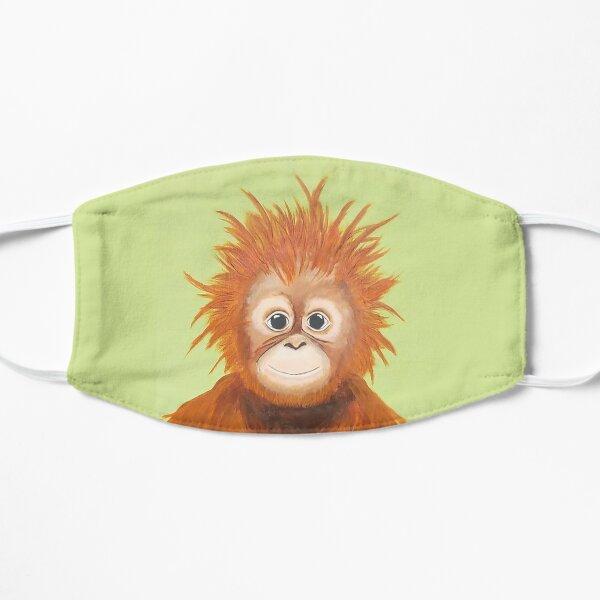 Orangutan  Flat Mask