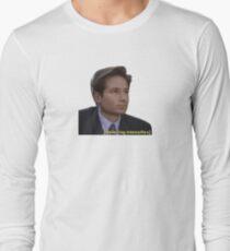 Believing Intensifies Long Sleeve T-Shirt