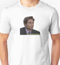 Believing Intensifies Unisex T-Shirt