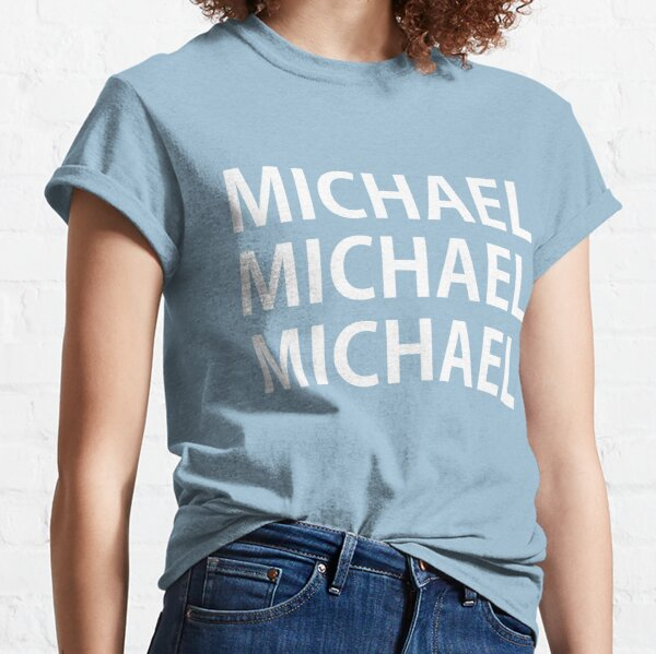 Michael and Eagle Letting FOOTBALL KIT Classic T-Shirt