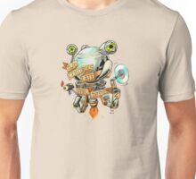 Codsworth - Two Centuries Late for Dinner Unisex T-Shirt