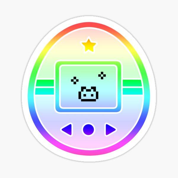 Eggpet: Pride Pet Sticker