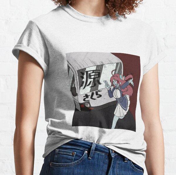 SAKURA MINAMOTO! (and Truck-kun!) Classic T-Shirt