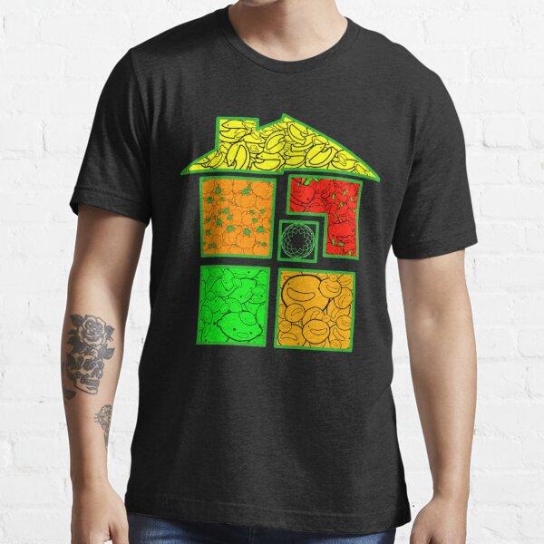 Homestuck Fruity Rumpus Asshole Factory Fruits (and pumpkins) Essential T-Shirt