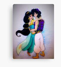 Aladdin 1 Canvas Print