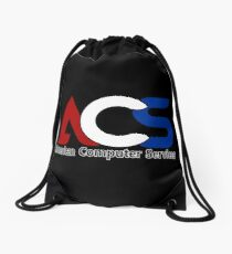 America Computer Services  Drawstring Bag