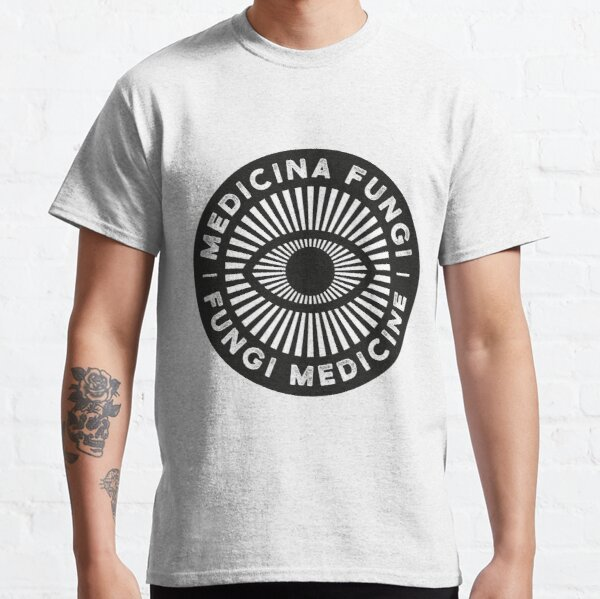 Medicina Fungi Logo Classic T-Shirt