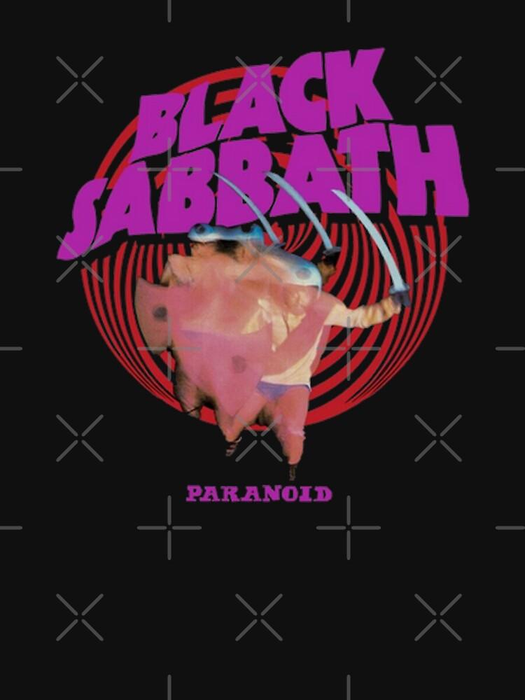 Purple Black Paranoid by Chiefayrus