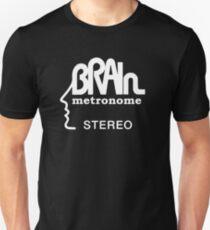 Brain Metronome Krautrock Stereo T-Shirt
