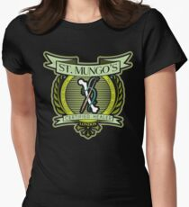 St. Mungo's Certified Healer Womens Fitted T-Shirt
