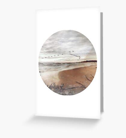 Oceanic Greeting Card