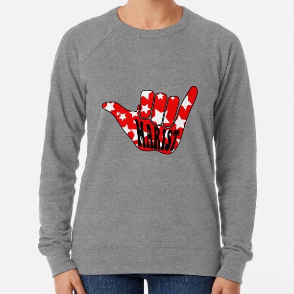 Marist hang loose Lightweight Sweatshirt