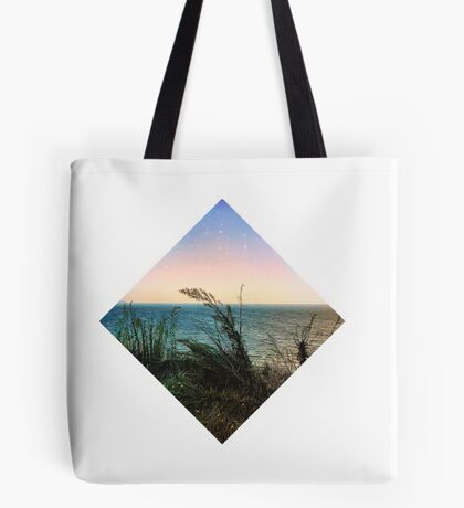 Twilight Ocean Tote Bag