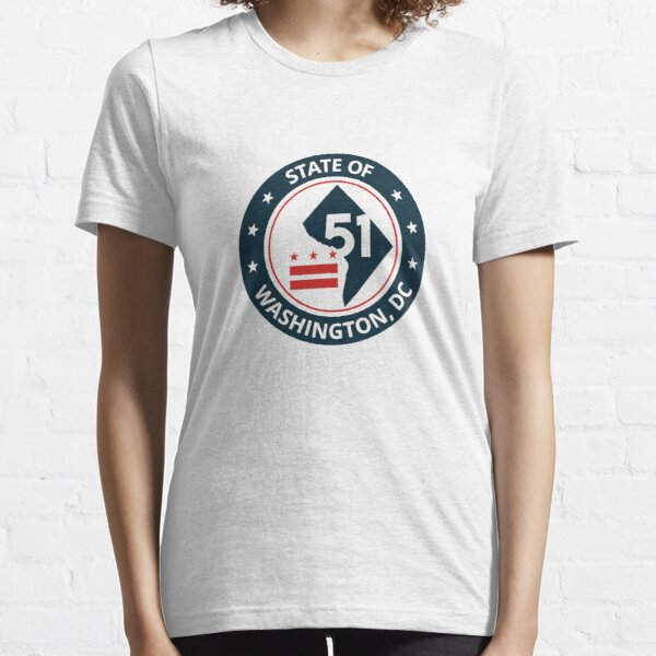 BEST TO BUY - DC 51st State  Essential T-Shirt