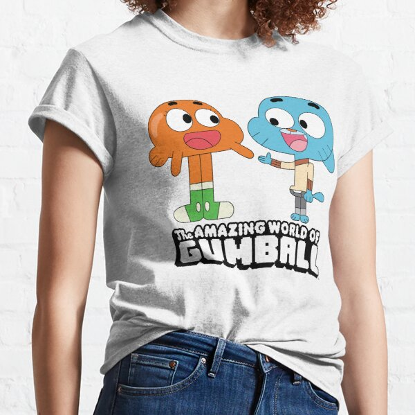 Gumball and Darwin Classic T-Shirt