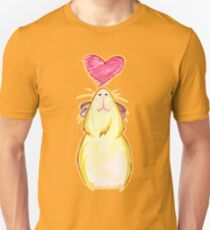 Guinea lovely pig ♥ Unisex T-Shirt