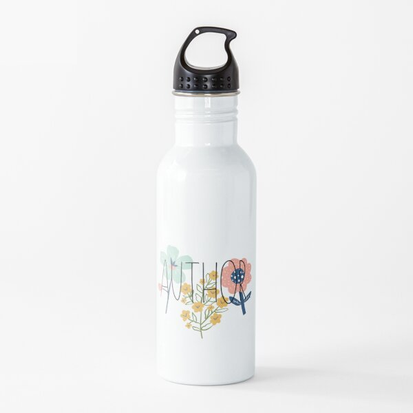 AUTHOR Water Bottle