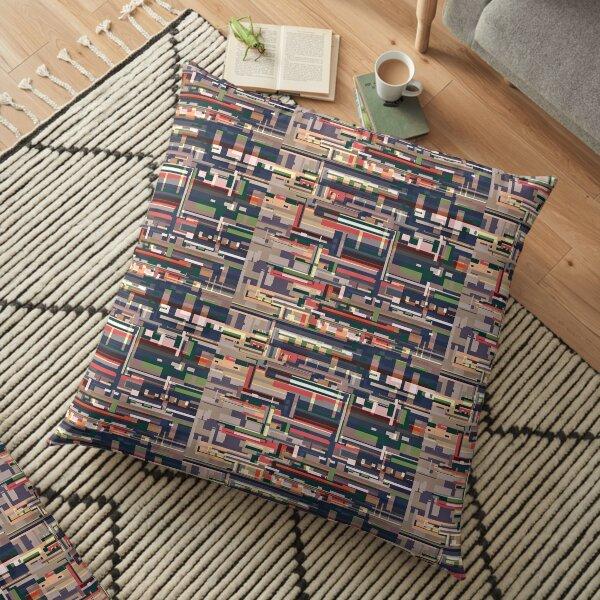 Scaffold. Floor Pillow