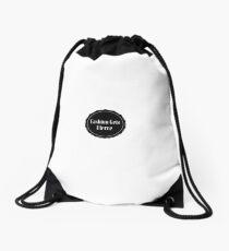 Fashion Gets Fierce Drawstring Bag