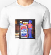 Beer Neon Sign Unisex T-Shirt