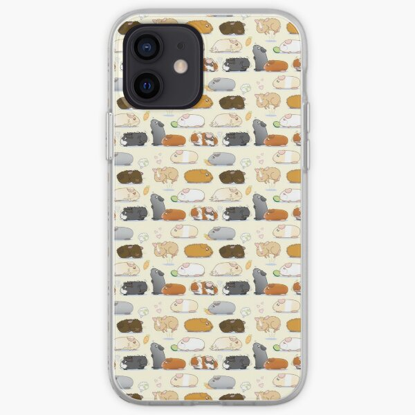 Guinea Pig Parade iPhone Soft Case
