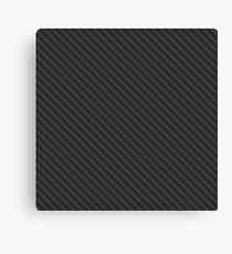 Carbon fibre Canvas Print