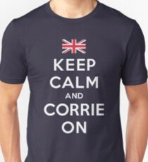 Corrie On T-Shirt