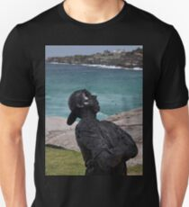 Youth  With Attitude,Sculptures By Sea,Australia 2015 T-Shirt