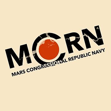 MCRN - Mars Congressional Republic Navy by mikeonmic