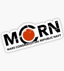 MCRN - Mars Congressional Republic Navy Sticker