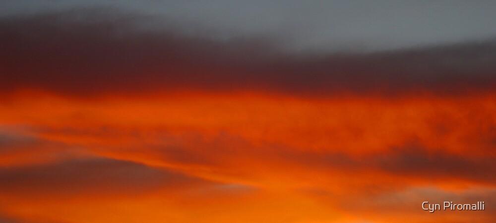 Queanbeyan Sky by Cyn Piromalli