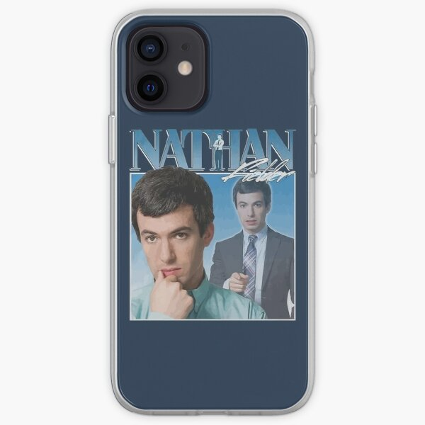 Nathan Fielder, 90_s, Vintage iPhone Soft Case