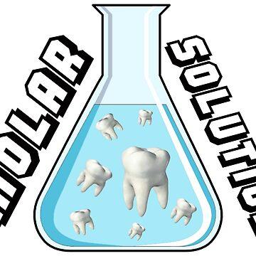 Molar Solution by CellDivisionLab