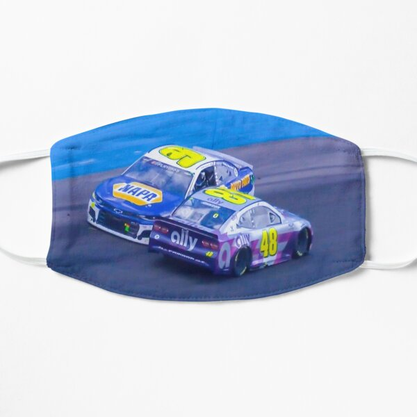 Jimmie Johnson and Chase Elliott - Passing of the Torch Flat Mask