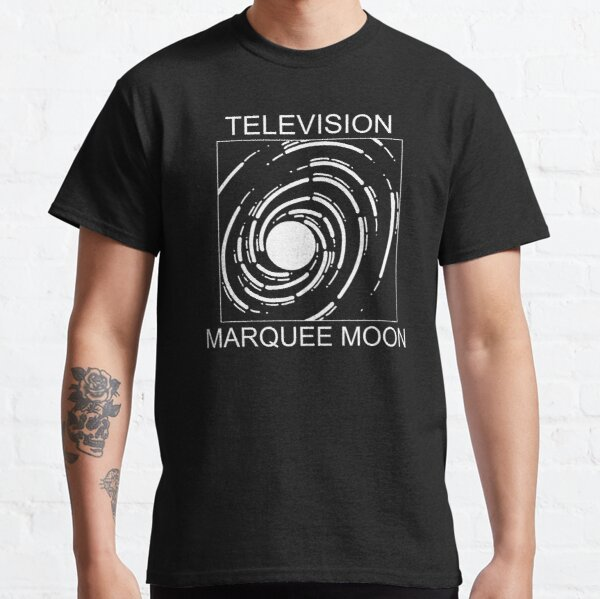 Television Marquee Moon Shirt, Sticker, Hoodie, Mask Classic T-Shirt