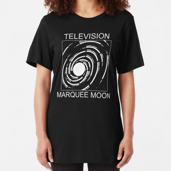 Television Marquee Moon Slim Fit T-Shirt