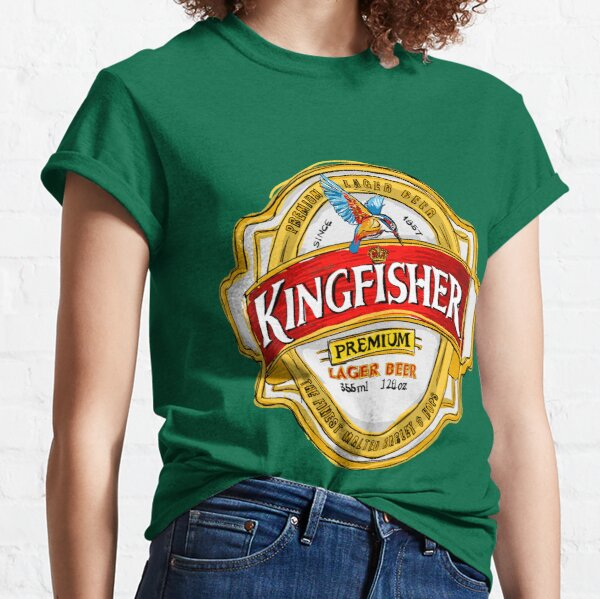 Kingfisher Lager POP Classic T-Shirt
