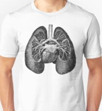 I Bare My Heart and Lungs For You Unisex T-Shirt