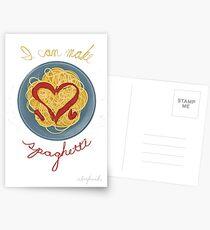 Undertale Pasta Valentine Postcards