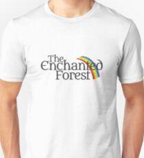 Der verzauberte Wald Unisex T-Shirt